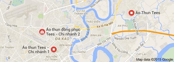 TEES google maps
