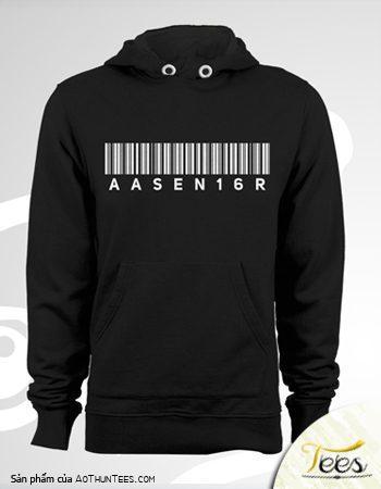 Áo hoodie đồng phục của ASSEN16R