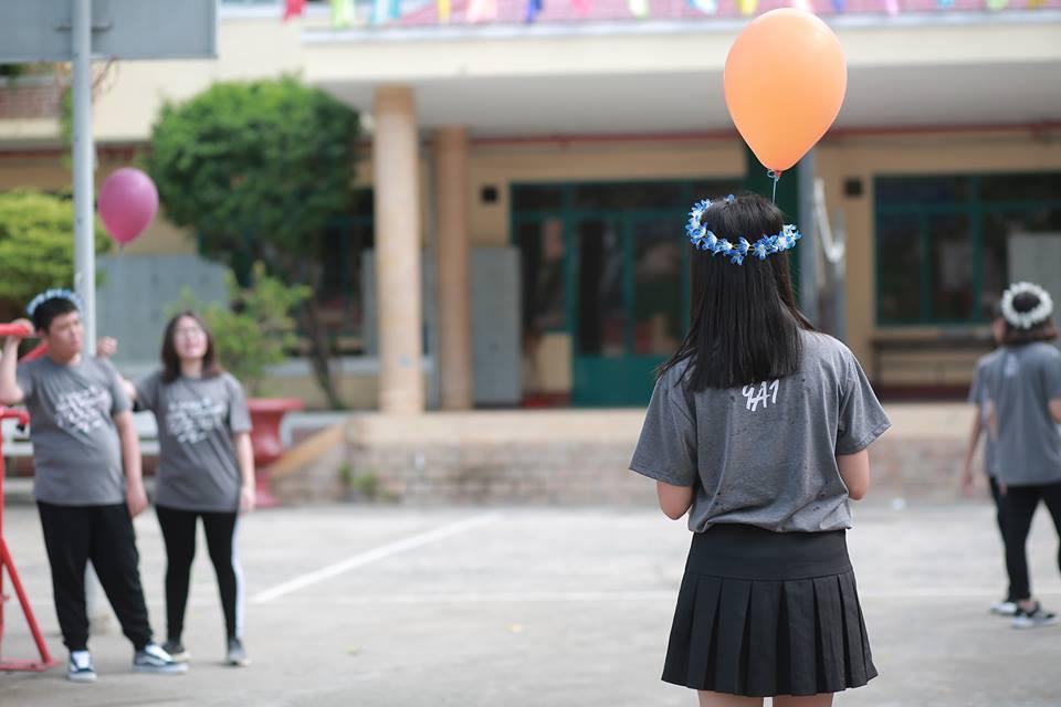 Đồng phục áo thun lớp 9A1 – Trường THCS-THPT Ngôi Sao – Bình Tân