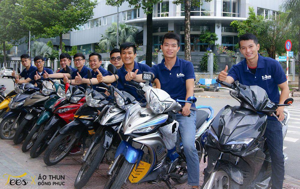 Áo thun Shipper Sài Gòn 247