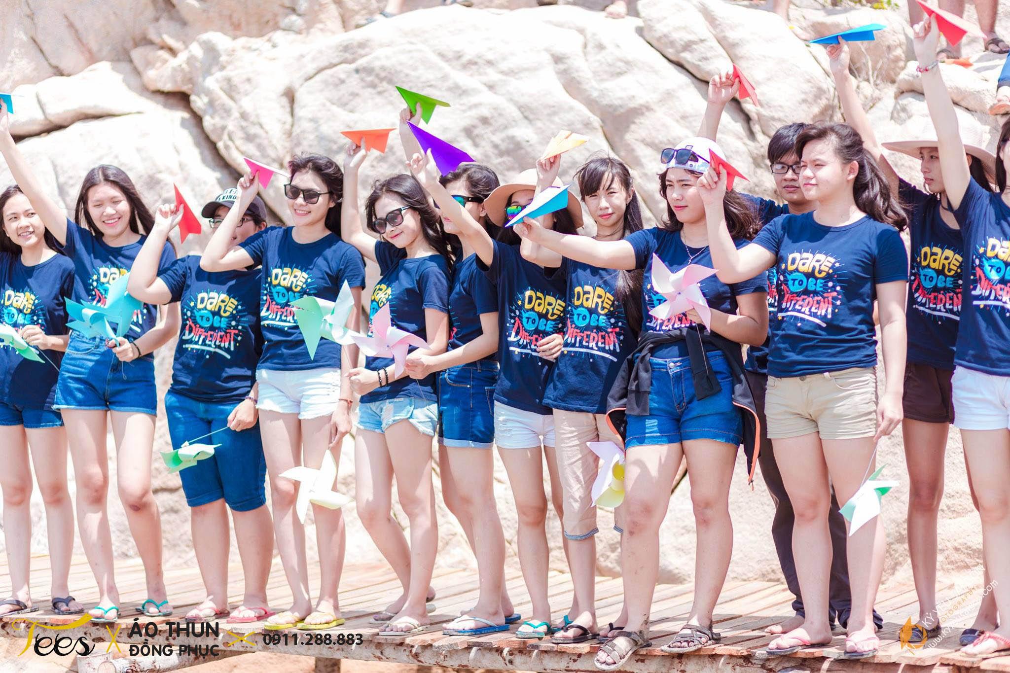 Áo thun lớp 12D3 – Trường THPT Trấn Biên – Biên Hòa