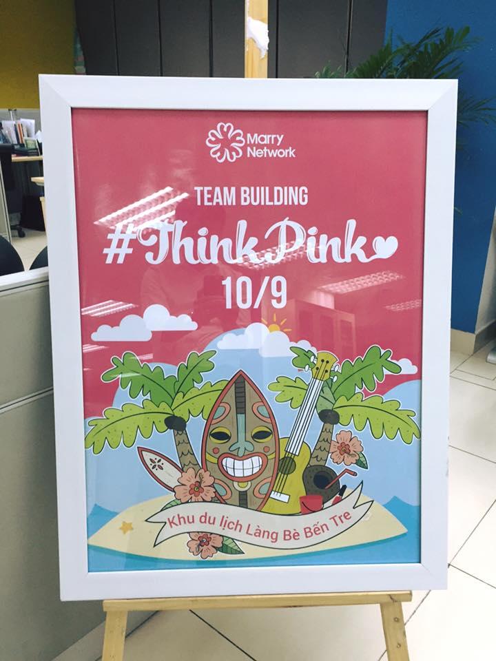 thinkpink marryvn 1ac - Ửng hồng áo thun Teambuilding #ThinkPink – Marry.vn