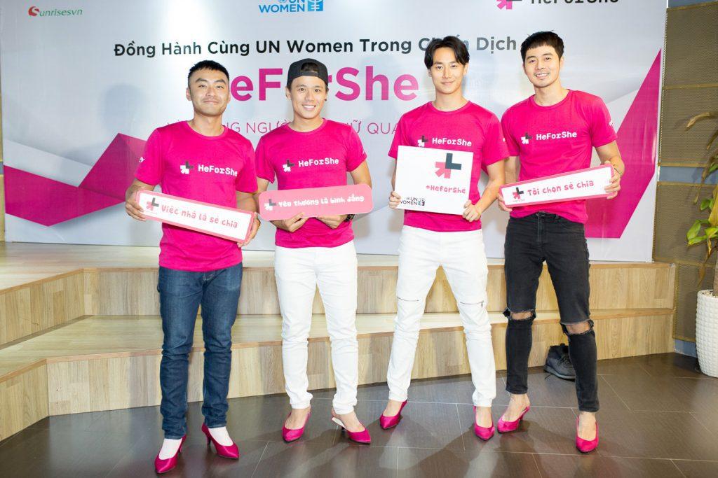 heforshe7 - Áo thun sự kiện chiến dịch #HeForShe - UN Women Việt Nam