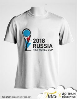 Áo thun World cup 2018 – Russia 2018
