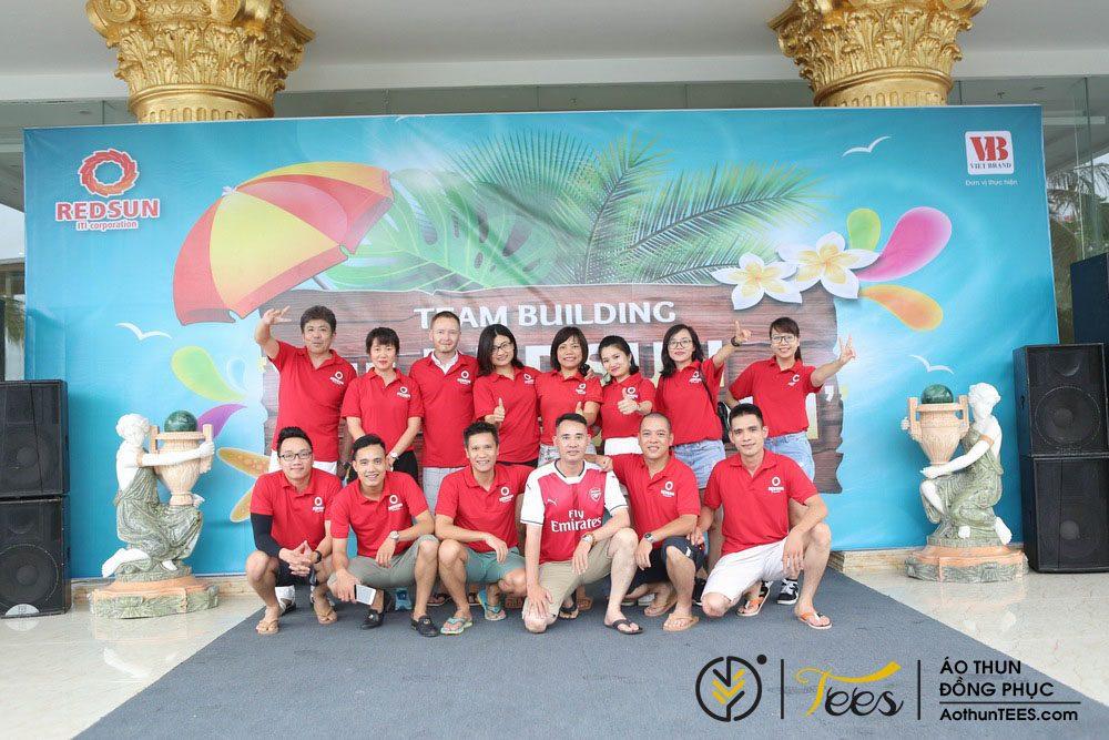 Redsun Team building 2017. 6C4A6551 - Đồng phục áo thun Team Building Redsun ITI Corp 2017