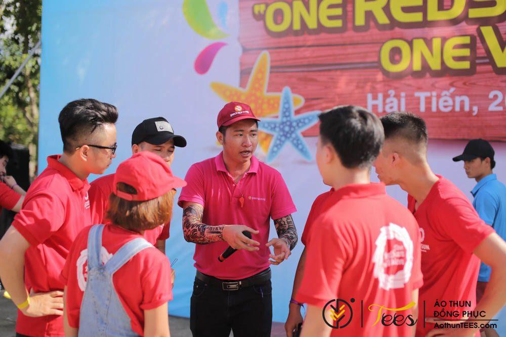 Redsun Team building 2017. IMG 7055 - Đồng phục áo thun Team Building Redsun ITI Corp 2017
