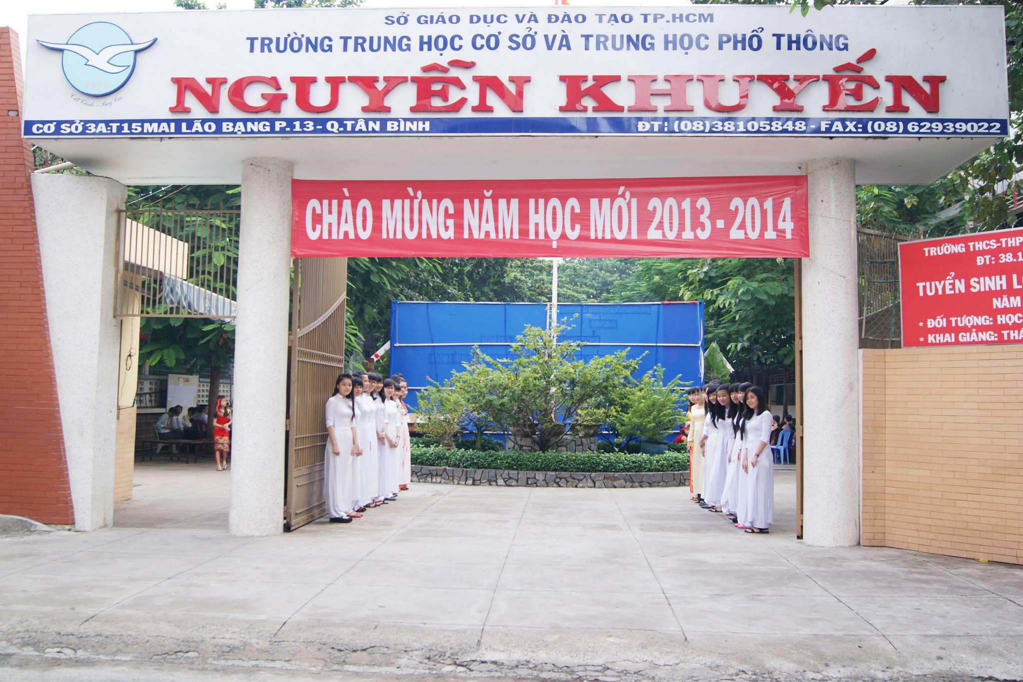 1273898 362879093843928 1332240599 o - Áo sweater đồng phục lớp 11C10 - THPT Nguyễn Khuyến