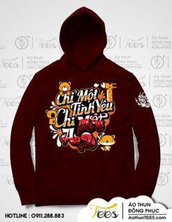 Áo hoodie đồng phục lớp 12A2 – THPT Thăng Long