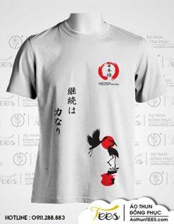 Áo thun Hedspi Nichibu – CLB Tiếng Nhật Bách Khoa