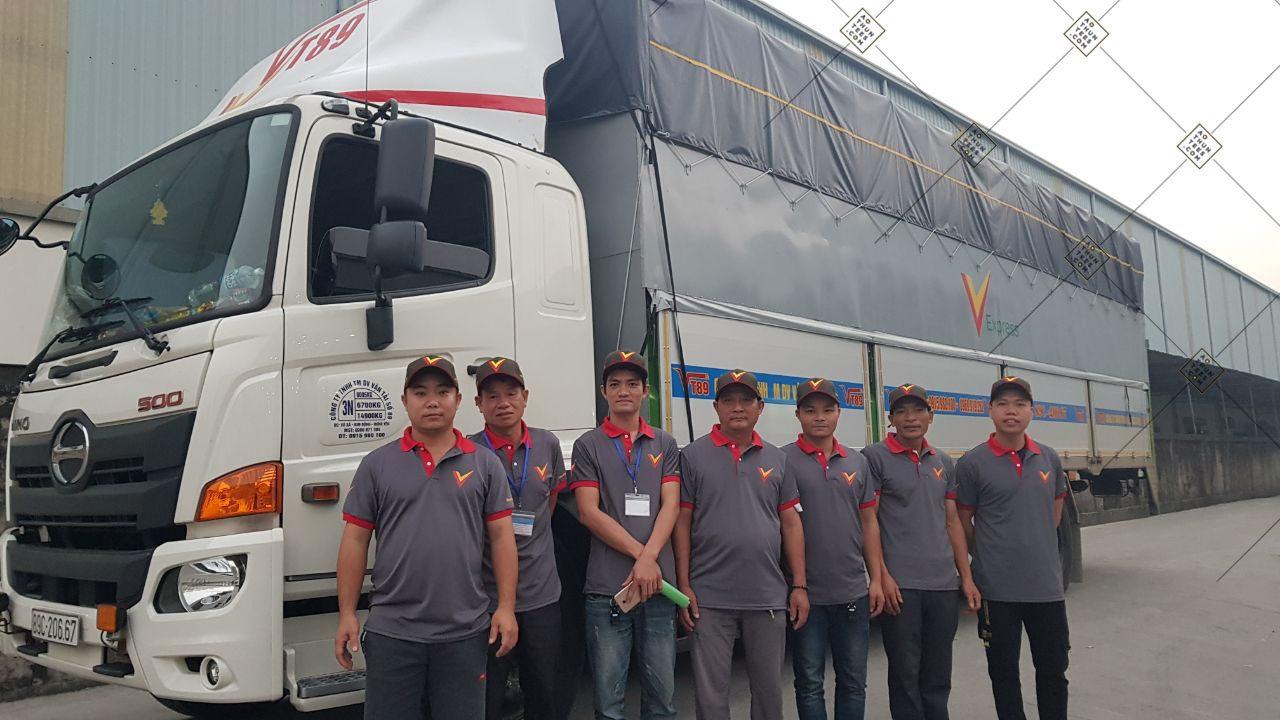 Áo thun đồng phục Công ty TNHH Victory Express