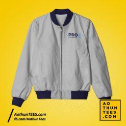 Áo khoác dù đồng phục Công ty Pro5.vn + Túi đựng áo quà tặng