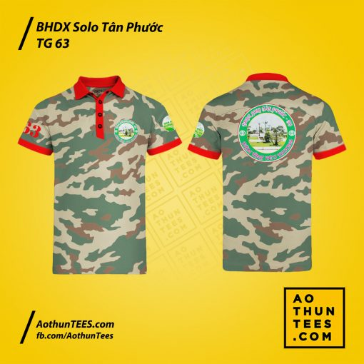 Áo thun đồng phục Bạn hữu đường xa – Solo Tân Phước Tiền Giang 63