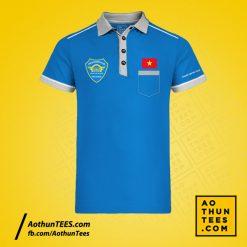 Áo thun đồng phục Nhóm Anh em xe khách – Club Tiền Giang