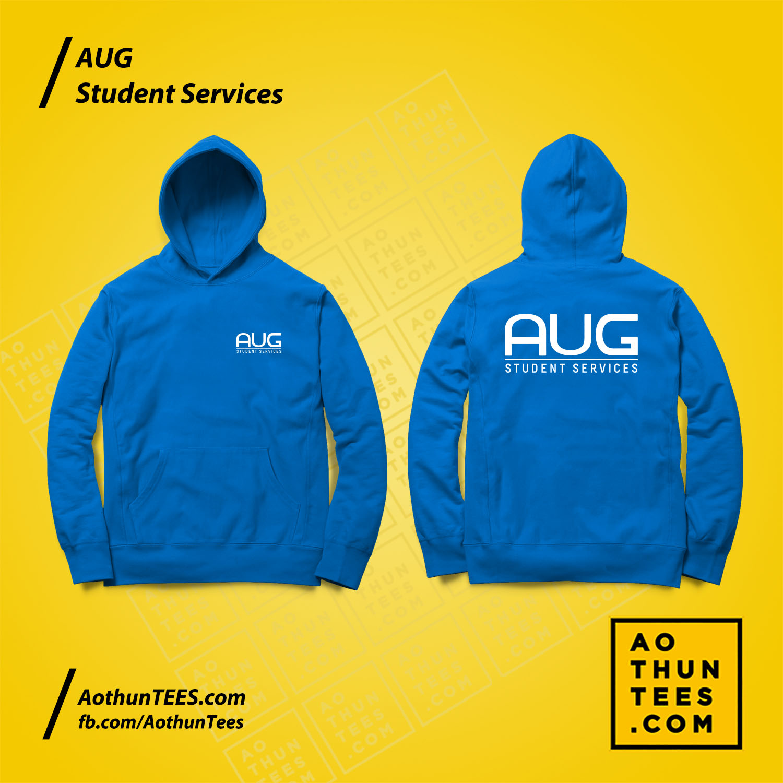 Áo hoodie đồng phục Công ty tư vấn và cung cấp các giải pháp du học chuyên nghiệp – AUG