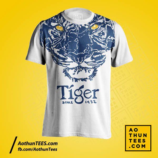 Áo thun đồng phục Bia Tiger