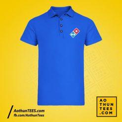 Áo thun đồng phục Domino Pizza