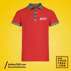 Áo thun đồng phục KFC