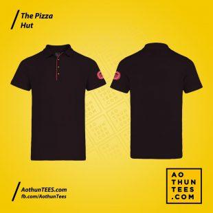 Áo thun đồng phục The Pizza Hut