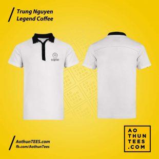 Áo thun đồng phục Trung Nguyen Legend Coffee